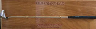 OGD Presidents Putter 7872 small ectra